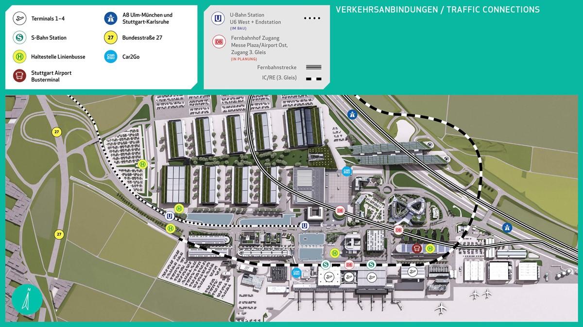 Stuttgart Airport City